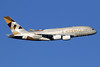 Etihad Airways Airbus A380-861 A6-APG (msn 198) LHR (SPA). Image: 935860.