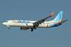 Flydubai Boeing 737-8KN WL A6-FEC (msn 40256) DXB (Paul Denton). Image: 920411.