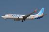 Flydubai Boeing 737-8KN WL A6-FEK (msn 40282) DXB (Paul Denton). Image: 934743.