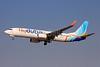Flydubai Boeing 737-8KN WL A6-FDW(msn 40250) (7000th) DXB (Christian Volpati). Image: 907790.