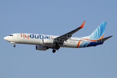 Flydubai Boeing 737-8KN WL A6-FDK (msn 40238) DXB (Paul Denton). Image: 934741.