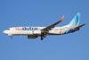 Flydubai Boeing 737-8KN WL A6-FDO (msn 40242) DXB (Ole Simon). Image: 920406.