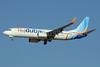 Flydubai Boeing 737-8KN WL A6-FEA (msn 40254) DXB (Paul Denton). Image: 920409.