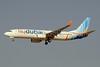 Flydubai Boeing 737-8KN WL A6-FDZ (msn 40253) DXB (Paul Denton). Image: 909979.