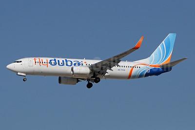 Flydubai Boeing 737-8KN WL A6-FEB (msn 40255) DXB (Paul Denton). Image: 920410.