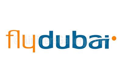 1. Flydubai logo