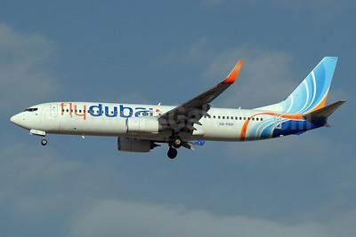 Flydubai Boeing 737-8KN WL A6-FEH (msn 40260) DXB (Paul Denton). Image: 934742.