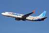 Flydubai Boeing 737-8KN WL A6-FDE (msn 40235) PAE (Nick Dean). Image: 903790.