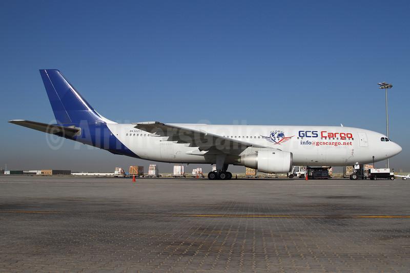 GCS Cargo (Global Charter Services) Airbus A300F4-203 EK-30277 (msn 277) SHJ (Rainer Bexten). Image: 907622.