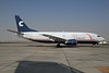 Mena Aerospace Cargo Boeing 737-3G7 (F) A9C-JNC (msn 24710) SHJ (Paul Denton). Image: 913882.