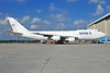 Midex Airlines Boeing 747-228F F-GCBM (A6-MDI) (msn 24879) AMS (Ton Jochems). Image: 913885.