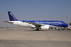 RAK Airways (rakairways.com) Airbus A320-233 ER-AXP (msn 741) (Air Moldova colors) RKT (Paul Denton). Image: 907392.