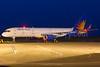 RAK Airways Boeing 757-23N WL G-LSAK (msn 27973) (Jet2 colors) NWI (Matt Varley). Image: 908089.