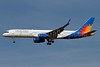 RAK Airways Boeing 757-23N WL G-LSAK (msn 27973) (Jet2 colors) MUC (Arnd Wolf). Image: 908125.