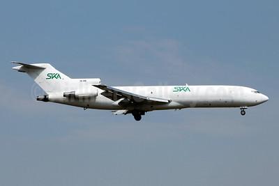 SKA International Group Boeing 727-2Q9 (F) 5X-IRE (msn 21931) JNB (Jonathan Druion). Image: 945977.