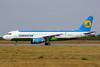 Uzbekistan Airways Airbus A320-214 D-AVVK UK32012) (msn 4395) XFW (Gerd Beilfuss). Image: 905313.