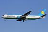 Uzbekistan Airways Boeing 767-33P ER UK67004 (msn 40536) BKK (Michael B. Ing). Image: 923759.