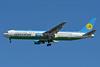 Uzbekistan Airways Boeing 767-33P ER UK67005 (msn 40533) JFK (Fred Freketic). Image: 939099.