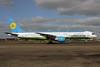 Uzbekistan Airways Boeing 757-231 VP-BUI (msn 28487) LHR. Image: 924514.