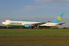 Uzbekistan Airways Boeing 767-33P ER UK67003 (msn 40534) ZRH (Andi Hiltl). Image: 939101.