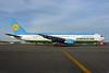 Uzbekistan Airways Boeing 767-33P ER VP-BUA (msn 28370) JFK (Ken Petersen). Image: 904051.