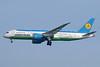 Uzbekistan Airways Boeing 787-8 Dreamliner UK78701 (msn 38363) BKK (Michael B. Ing). Image: 940632.
