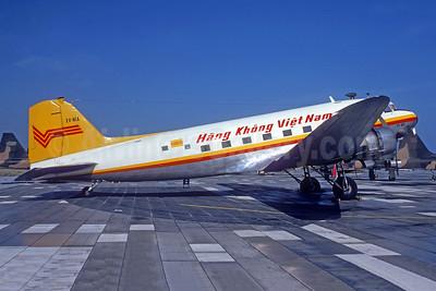 Hãng Không Việt Nam Douglas C-47A-20-DK (DC-3) XV-NIA (msn 12832) Utapao (Jacques Guillem Collection). Image: 949419.