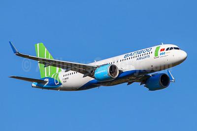 Bamboo Airways Airbus A320-251N WL F-WWBE (VN-A598) (msn 9361) TLS (Eurospot). Image: 948402.