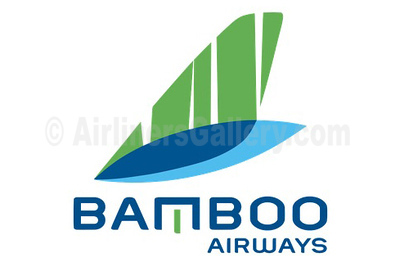 1. Bamboo Airways logo