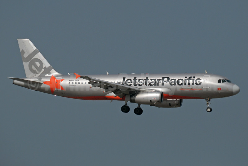 Jetstar pacific airlines bruce drum airlinersgallery jetstar pacific airlines jetstar airbus a320 232 vn a556 sciox Images