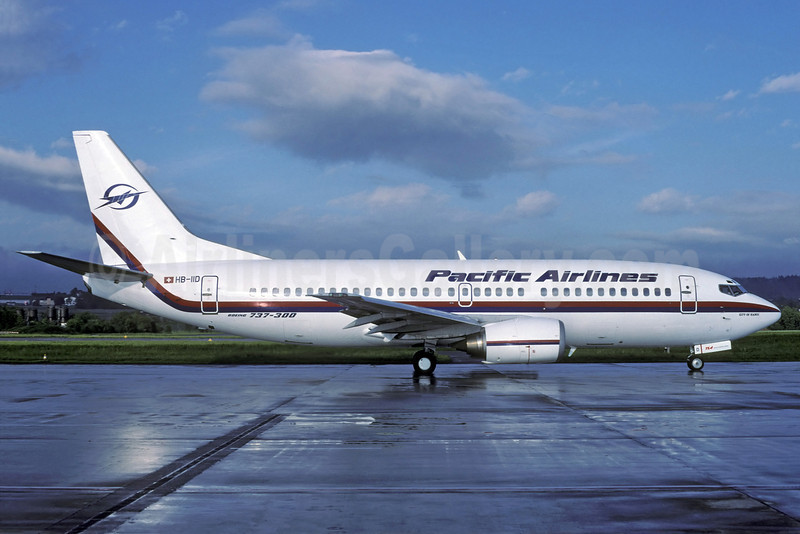 Airline Color Scheme - Introduced 1991