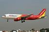 Vietjet Air (VietJetAir.com) Airbus A320-214 VN-A688 (msn 2712) (HD Bank) SGN (Duncan Kirk). Image: 911877.