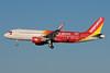 Vietjet Air (VietJetAir.com) Airbus A320-214 WL F-WWBO (VN-A650) (msn 6457) TLS (Olivier Gregoire). Image: 926300.
