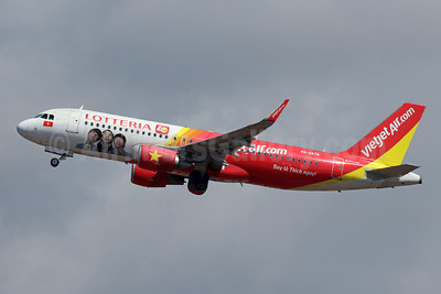 "Vietjet Air's 2015 ""Lotteria"" special livery"