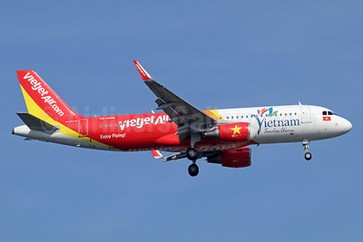 "VietJetAir's 2011 ""Vietnam - Timeless Charm"" special livery"