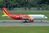 Vietjet Air (VietJetAir.com) Airbus A320-214 WL VN-A696 (msn 6242) SIN (Michael B. Ing). Image: 925018.