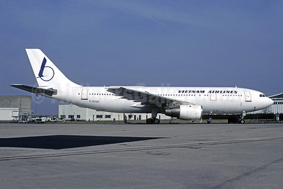 Leased from Air France on February 29, 1996