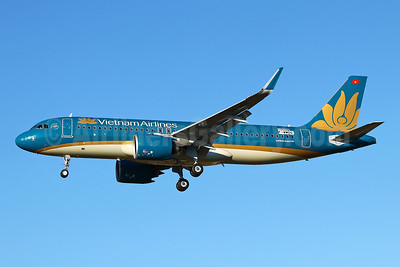 First Airbus A320neo for Vietnam Airlines