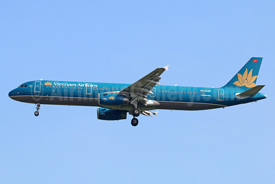 Vietnam Airlines Airbus A321-231 VN-A338 (msn 5251) BKK (Michael B. Ing). Image: 934611.