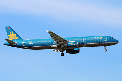 Vietnam Airlines Airbus A321-231 VN-A350 (msn 2974) BKK (Michael B. Ing). Image: 936075.