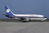 Alyemda Air Yemen Boeing 737-2R4C 7O-ACR (msn 23130) ADE (Rolf Wallner). Image: 913894.