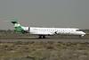 Felix Airways (Saeeda Domestic Airlines) Bombardier CRJ700 (CL-600-2C10) 7O-FAB (msn 10268) SHJ (Paul Denton). Image: 904533.