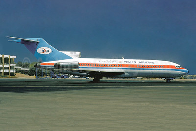 Leased from World Airways on May 31, 1976