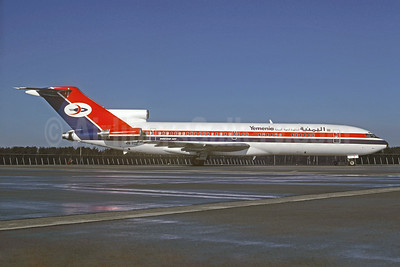 Yemenia (Yemen Airways) Boeing 727-2N8 4W-ACJ (msn 21842) CGN (Christian Volpati Collection). Image: 930312.