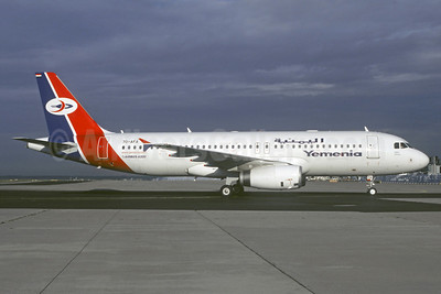 Yemenia (Yemen Airways) Airbus A320-233 7O-AFA (msn 4653) (Jacques Guillem Collection). Image: 911010.