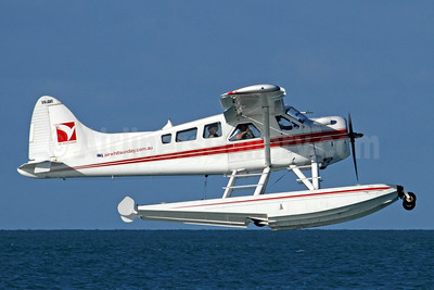 Air Whitsunday de Havilland Canada DHC-2 Beaver VH-AWI (msn 298) WSY (Rob Finlayson). Image: 950635.