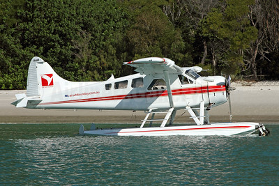 Air Whitsunday de Havilland Canada DHC-2 Beaver VH-AWI (msn 298) HTI (Rob Finlayson). Image: 950634.