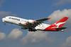 QANTAS Airways Airbus A380-842 VH-OQD (msn 026) LHR (SPA). Image: 925261.
