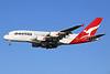 QANTAS Airways Airbus A380-842 VH-OQE (msn 027) LHR (Keith Burton). Image: 928843.