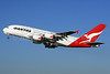 QANTAS Airways Airbus A380-842 VH-OQL (msn 074) LHR (SPA). Image: 927018.